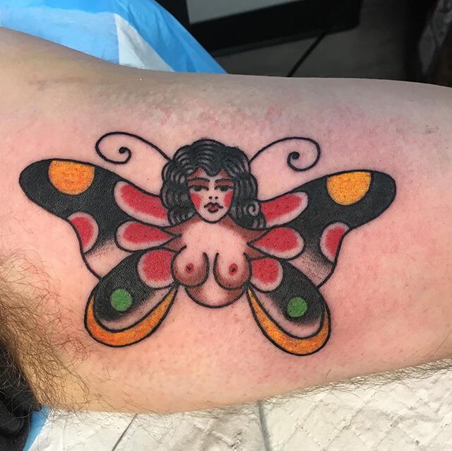 tatouage de crane